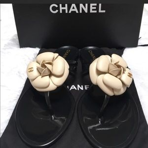 ❌SOLD ❌Chanel Camilla Sandal 💯 Authentic